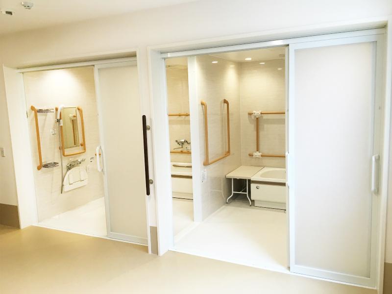 サービス付き高齢者向け住宅 パルクフローラ 内観
