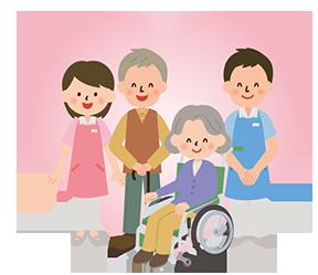 サービス付き高齢者住宅|パルクフローラ